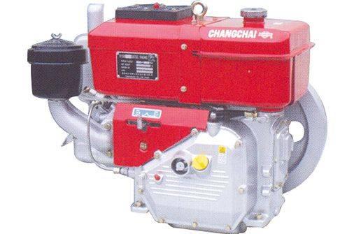 Motor Changchai R190-B 4T Diesel HOPPER 10,5 HP, Em PROMOÇAO - BSS Maquinas