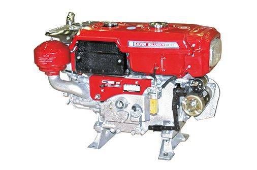 Motor Changchai R190-N Diesel RADIADOR 10,5HP, Em PROMOÇAO! - BSS Maquinas