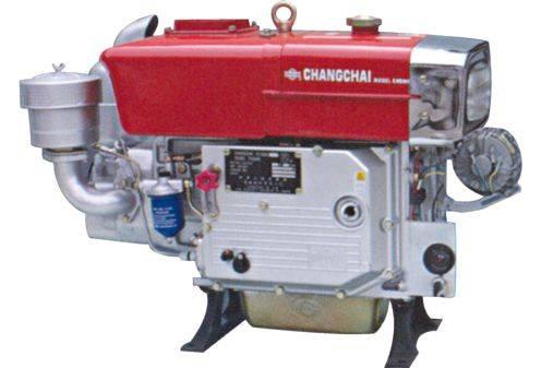 Motor Changchai S1100-A2M Diesel P.Elétrica 15HP, Em OFERTA! - BSS Maquinas