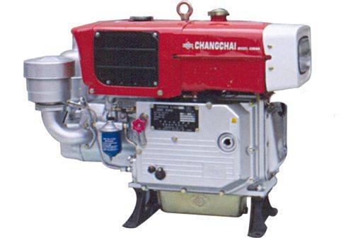 Motor Changchai S1100-A2M Diesel RADIADOR 15HP, Em PROMOÇÃO! - BSS Maquinas