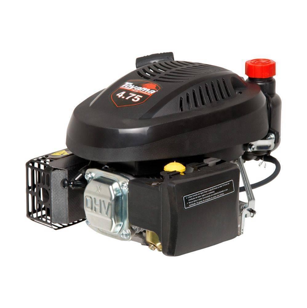Motor Toyama TE47V-1 Gasolina Eixo Longo 4,75 HP, Em OFERTA! - BSS Maquinas