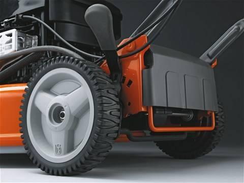Cortador de grama Husqvarna HU700H 160cc recolhedor/reciclad - BSS Maquinas