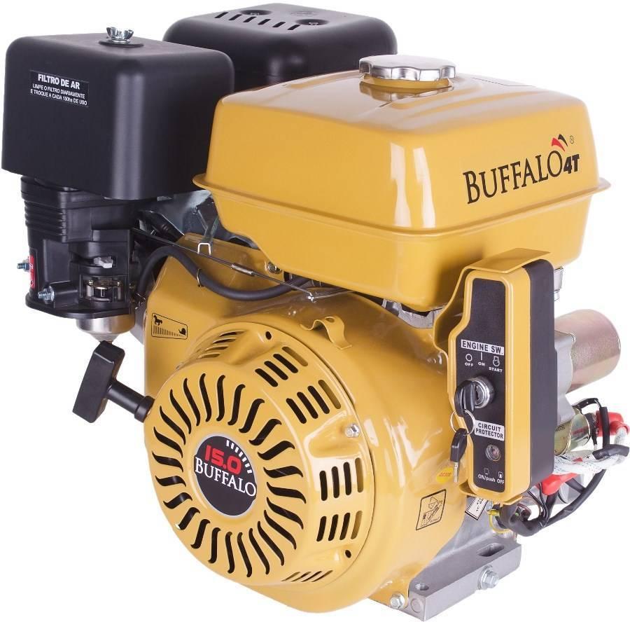 Motor Estacionário Buffalo BFGE 15,0cv, Em PROMOÇAO, CORRA! - BSS Maquinas