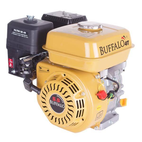 Motor Estacionário Buffalo BFG 5.5 cvà Gasolina, Em OFERTA! - BSS Maquinas