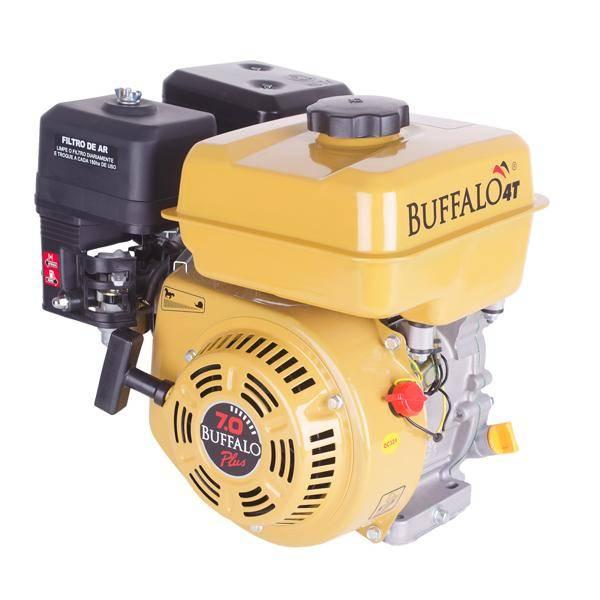 Motor EstacionárioBuffalo BFG 7.0cvPlus Gasolina, Em OFERT - BSS Maquinas