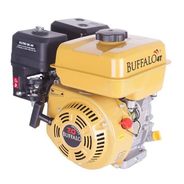 Motor Estacionário Buffalo BFG 7.0cv Gasolina, Em PROMOÇAO! - BSS Maquinas