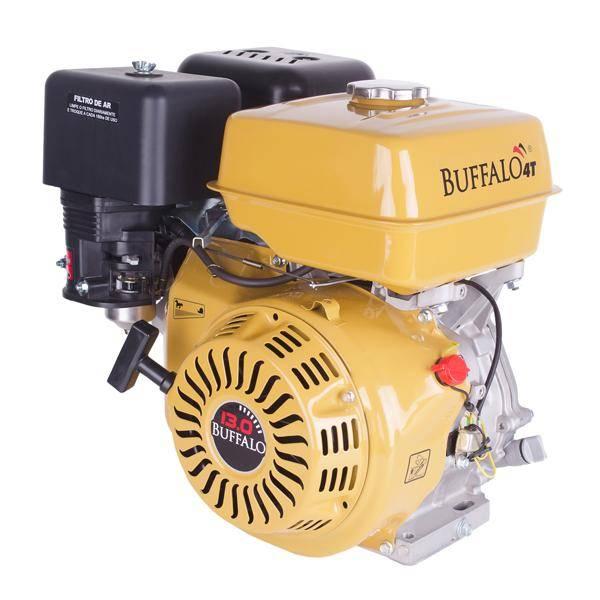 Motor Estacionário Buffalo BFG 13.0cv Gasolina, EM OFERTA!!! - BSS Maquinas