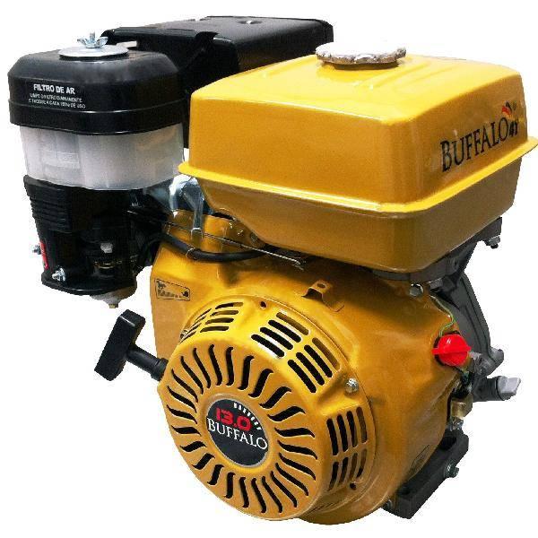 Motor Buffalo BFGE 20.0cv Gasolina P. elétrica, Em PROMOÇÃO! - BSS Maquinas