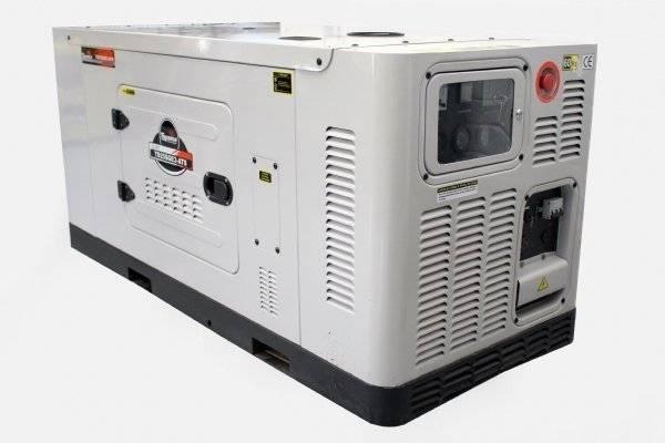 Gerador Toyama TD25SGE Diesel Monofásico 22,Kva Ref. á Agua - BSS Maquinas