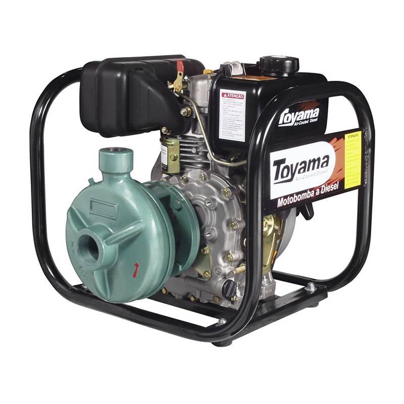 Motobomba Diesel Centrifuga Toyama TDC1N5B11/2