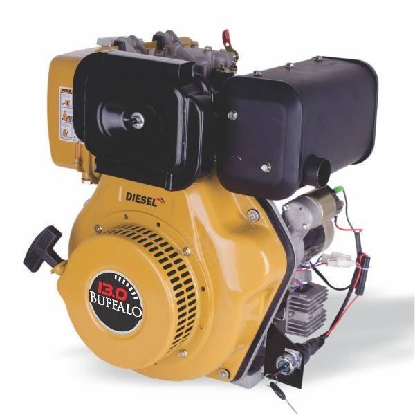 Motor Buffalo BFDE 13.0 CV Diesel P. elétrica Filtro Óleo - BSS Maquinas