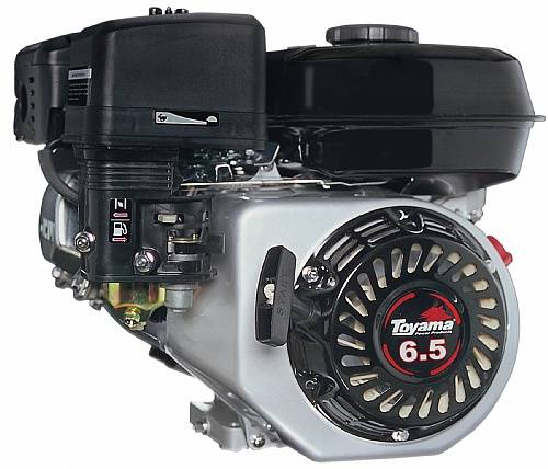 Motor TOYAMA 6,5HP 4T eixo 3/4