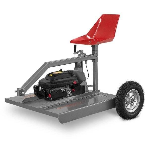Aparador de Grama Traseiro p/ Motocultivadores AGT 700M - BSS Maquinas