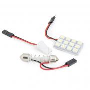 Placa de LED Aparte Lumen SMS 5050 12 LED'S SMD / 6000K