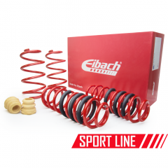 Kit molas esportivas Eibach Sport Line Volkswagen Virtus 2017+
