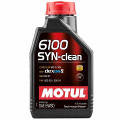 Óleo Motul 6100 SYN-clean 5W30 | 1 litro