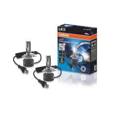 Kit Lâmpadas LED Osram Cool Blue Intense - H4