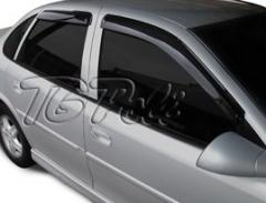Calha de Chuva Chevrolet Vectra 97/05 4 portas - TG Poli