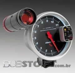 Conta-giros Metrika c/ Shift Light 11M RPM 5""