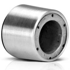 Cubo em Alumínio para Volante Lotse - Gol, Santana, Passat  até 88 e Renault  (Buz. Central)