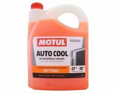 Fluido Motul Auto Cool Optimal para Radiador | 5 litros