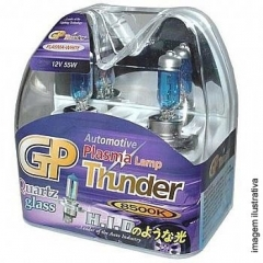 Kit Lampadas GP Thunder Blue 8500k - HB3 (9005)