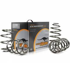Kit molas esportivas CangooRun Volkswagen Gol G5/G6 C/ Ar Condicionado
