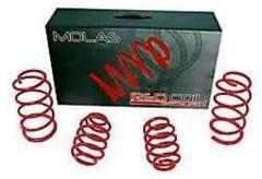 Kit molas esportivas Red Coil Fiat Siena 01/...