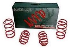 Kit molas esportivas Red Coil Fiat Siena 98/01