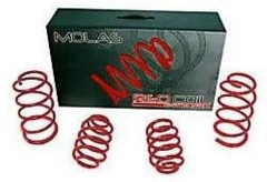 Kit molas esportivas Red Coil Ford Fiesta 97/01
