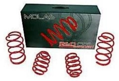 Kit molas esportivas Red Coil Ford Ka Antigo 97/01