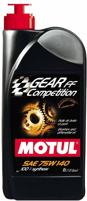 �leo Motul Gear FF Competition SA 75W140 - 1 Litro   DUB Store
