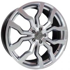 Jogo de Rodas Audi R8 V10 Presenza R617 19x7,5 5x112 | Prata