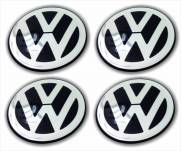 Emblemas/Center Cap | VW - Volkswagen 55mm