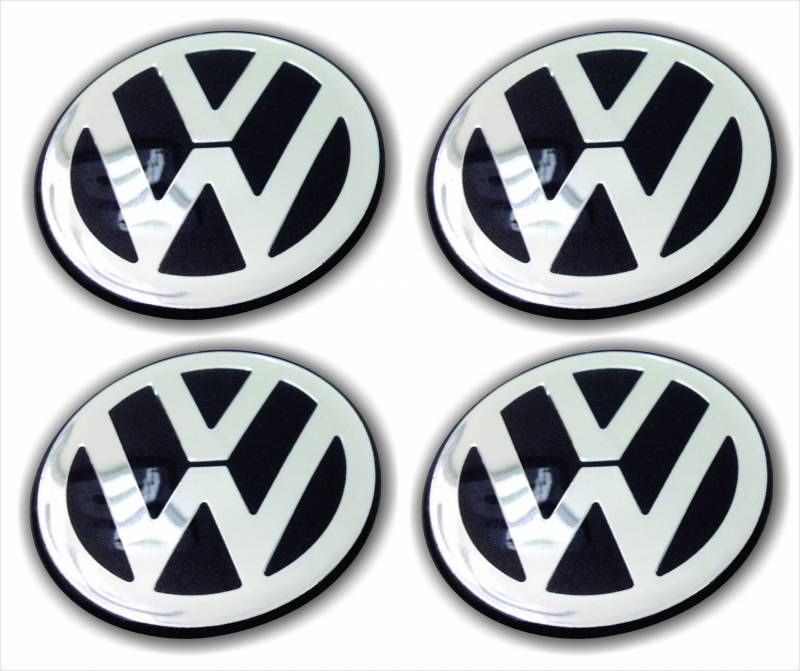 Emblemas/Center Cap | VW - Volkswagen 58mm | DUB Store