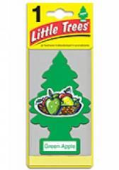 Aromatizante Little Trees - Fragrância Green Apple/Maça Verde