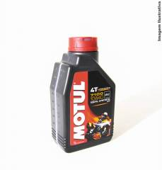 Oleo para motor Motul 7100 - 10W40 | 1 litro