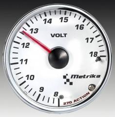 Voltímetro Metrika Isotta - mod. Action