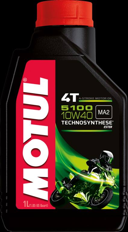 Óleo Motul 5100 4T 10W40 Technosynthese 1Litro   DUB Store