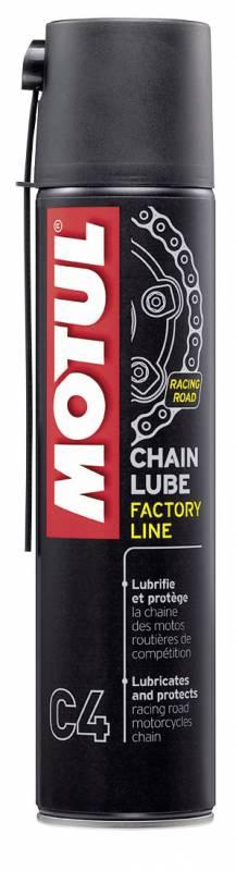 Lubrificante Motul Chain Lube Factory Line | 400ml | DUB Store