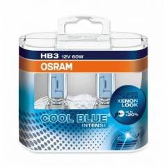 Kit Lâmpadas Osram Cool Blue Intense - HB3 (9005)