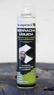 Envelopamento em Spray HM Rubber Branco Fosco | DUB Store