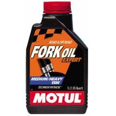 Óleo Suspensão Motul Fork Oil Expert Heavy 15W   1 litro