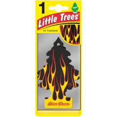 Aromatizante Little Trees - Citrus Flames