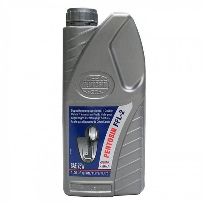 Óleo Pentosin FFL2 Para Transmissão Dupla Embreagem | 1 litro | DUB Store