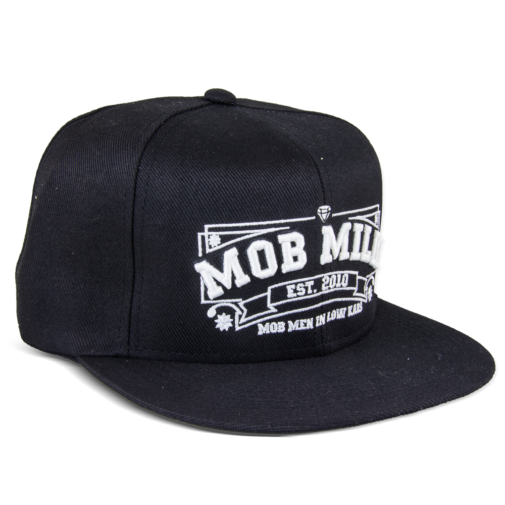 Boné Snapback Mob Milk | DUB Store