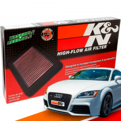 Filtro de Ar Esportivo K&N Inbox Audi TT 2.0 TFSI 2009+