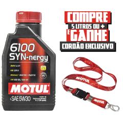 Óleo Motul 6100 SYN-nergy 5W30 | 1 litro