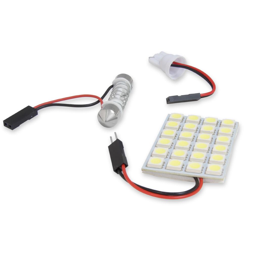 Placa de LED Aparte Lumen SMS 5050 24 LED'S SMD / 6000K | DUB Store