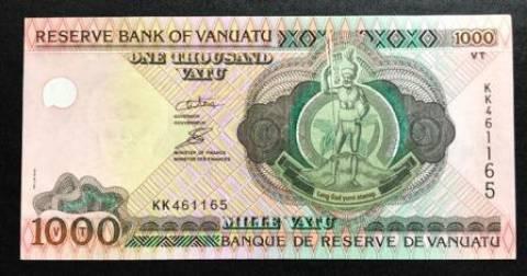 Vanuatu - Pick Nº 10 - Numismática Vieira